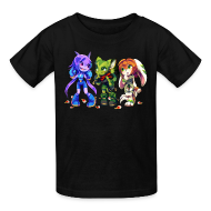 Kids' Shirts ~ Kids' T-Shirt ~ Freedom Planet by Kiwiggle (Kids')