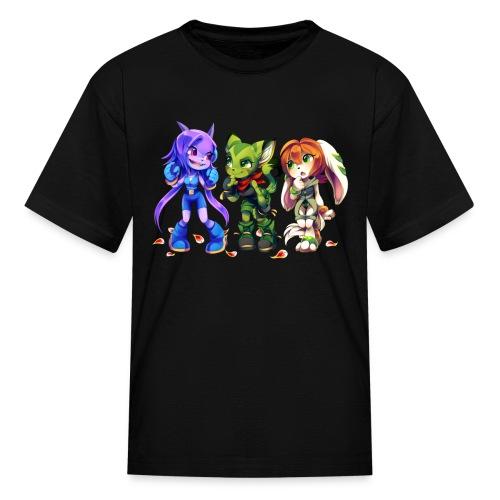 Freedom Planet by Kiwiggle (Kids') - Kids' T-Shirt