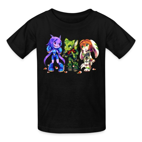 Freedom Planet by Kiwiggle (Kids') - Kids' T-Shirt