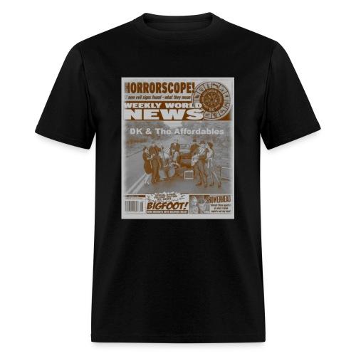 Horrorscope - Men's T-Shirt