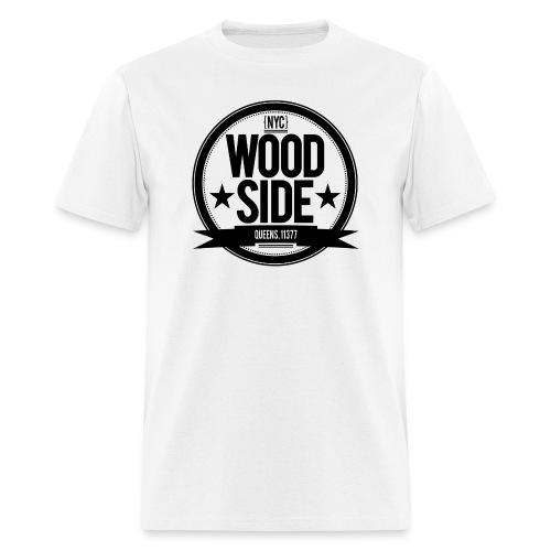 Woodside Seal White - Men's T-Shirt