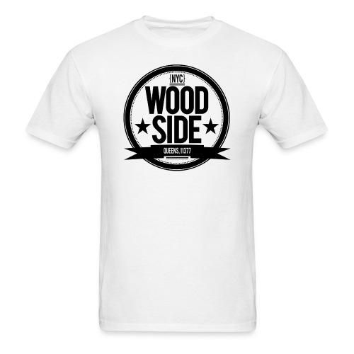 Woodside Seal White - Men's T-Shirt