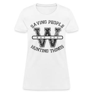 winchester university - Women's T-Shirt