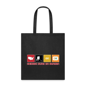Chicago Runs On Duncan - Tote Bag