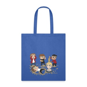 Cyrilliart's OT5 Loose Change Tote - Tote Bag