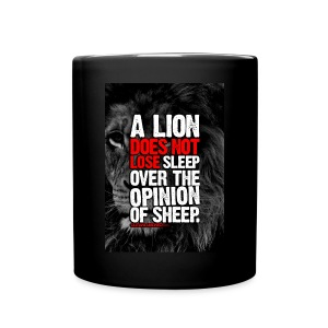 A lion art | mug - Full Color Mug