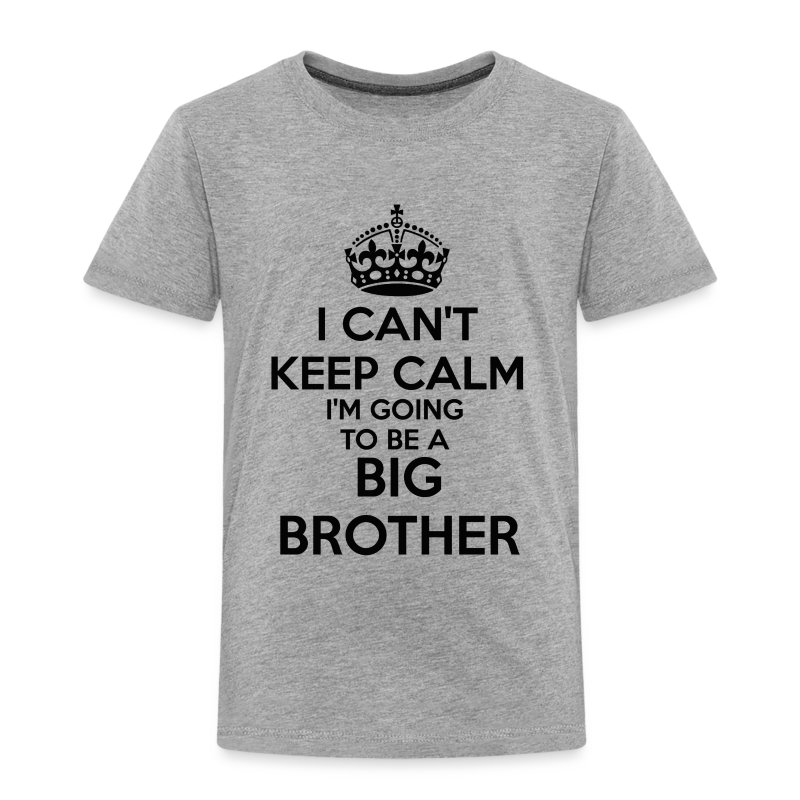 I can 39 t keep calm i 39 m going to be a big brother toddler for Big brother shirts for toddlers carters