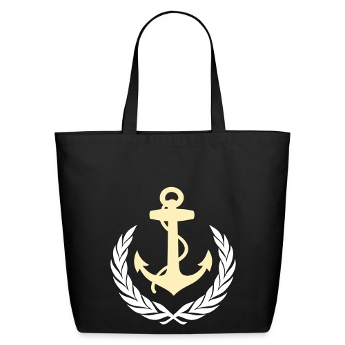 Anchor Tote Bag (Eco) - Eco-Friendly Cotton Tote