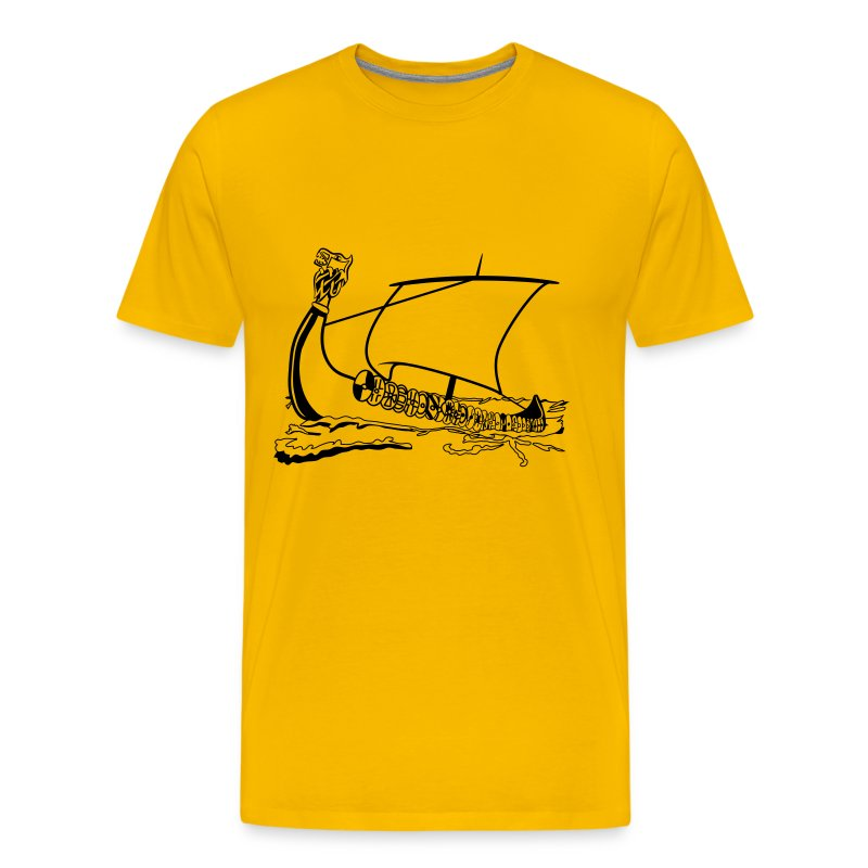 Sailing Ship Old Ship Sailing Viking T Shirt Spreadshirt