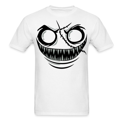 Kamp Khaos Face Logo T-shirt (frozent) - Men's T-Shirt