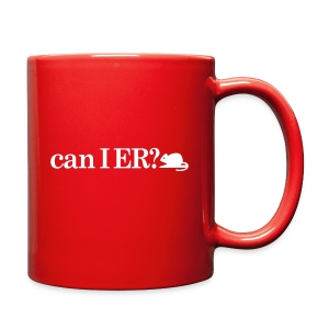 CAN I ER? (MUG) - Full Color Mug
