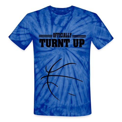 BALL IS LIFE - Unisex Tie Dye T-Shirt