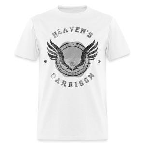 heaven's garrison - Men's T-Shirt
