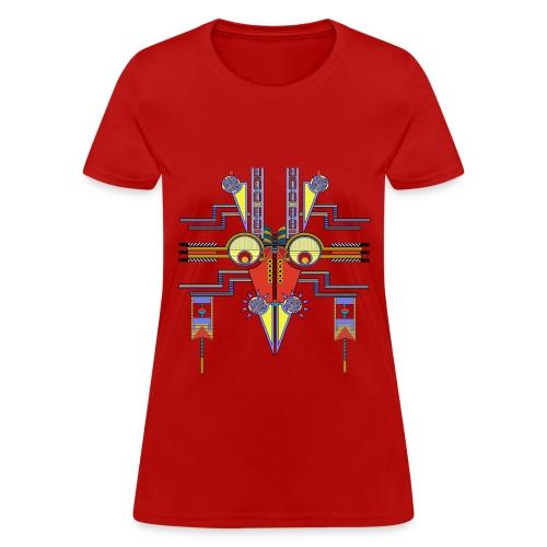 Bird Navota Design - Women's T-Shirt