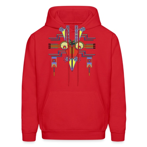 Bird Navota Designs  - Men's Hoodie