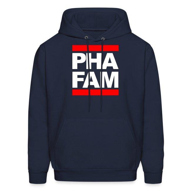 PHA FAM Hoodie [Trademark Logo]