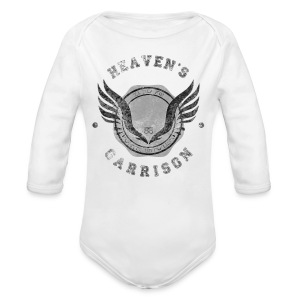 heaven's garrison - Long Sleeve Baby Bodysuit