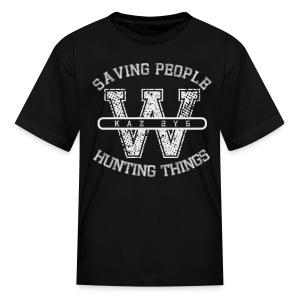 winchester university - Kids' T-Shirt