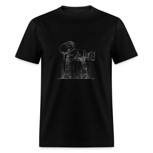 Camera Walker - Men's T-Shirt