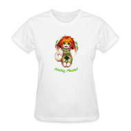 T-Shirts ~ Women's T-Shirt ~ Milla By Kiwiggle (Women's)