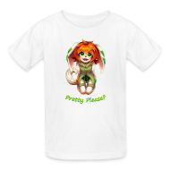 Kids' Shirts ~ Kids' T-Shirt ~ Milla By Kiwiggle (Kids')