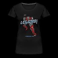 Women's T-Shirts ~ Women's Premium T-Shirt ~ Legatron