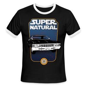 superstarnatural - Men's Ringer T-Shirt
