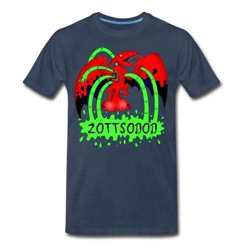 ZOTTSODOD - Men's Premium T-Shirt