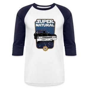 superstarnatural - Baseball T-Shirt