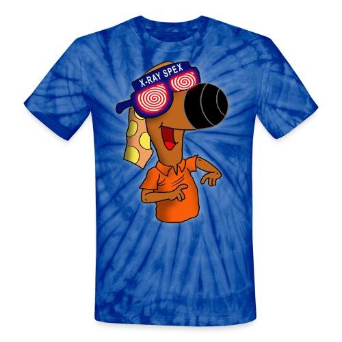 Rantdog Truth Spex - Unisex Tie Dye T-Shirt