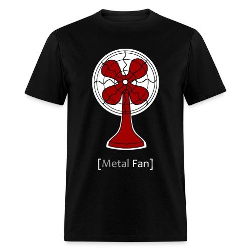 Metal Fan - Men's T-Shirt