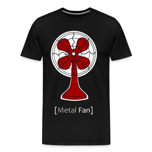 Metal Fan - Men's Premium T-Shirt
