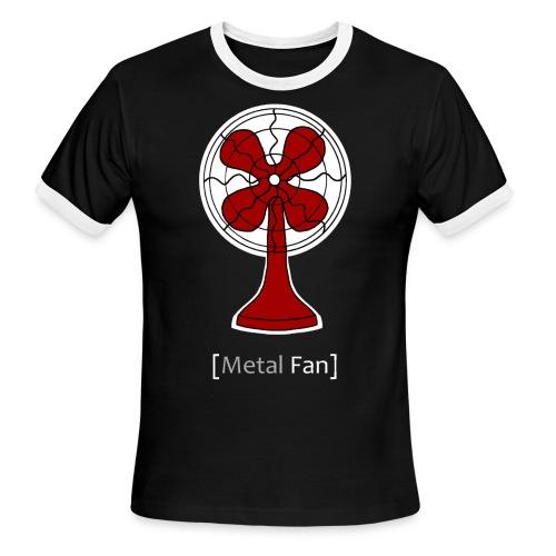 Metal Fan - Men's Ringer T-Shirt