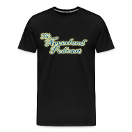 T-Shirts ~ Men's Premium T-Shirt ~ The Neverland Podcast Logo