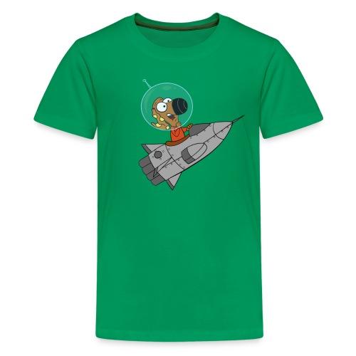 Rantdog Rocket Kid's T-shirt - Kids' Premium T-Shirt