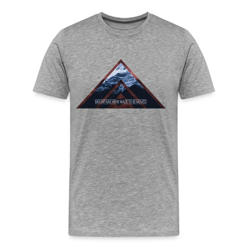 MovingMountians - Men's Premium T-Shirt