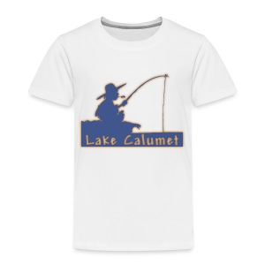 Lake Calumet - Toddler Premium T-Shirt