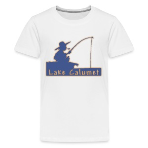 Lake Calumet - Kids' Premium T-Shirt