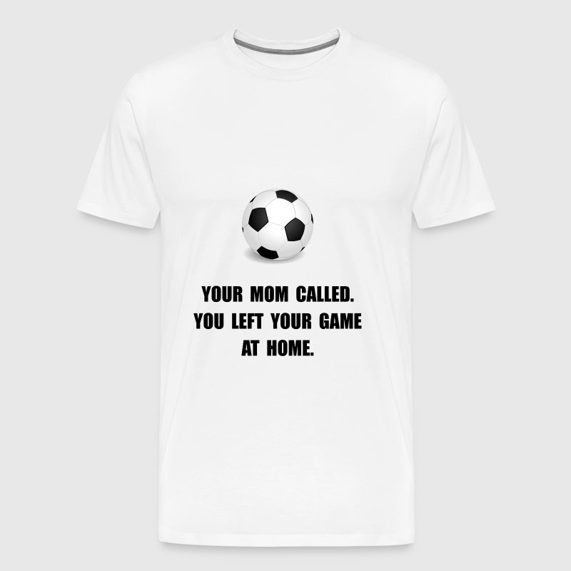 Soccer Game At Home T Shirt Spreadshirt