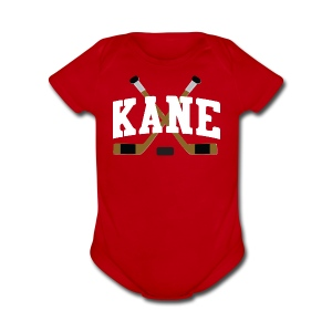 Kanesticks - Short Sleeve Baby Bodysuit