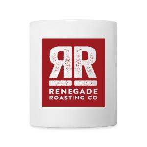 RRC Red Vintage Coffee Mug - Coffee/Tea Mug