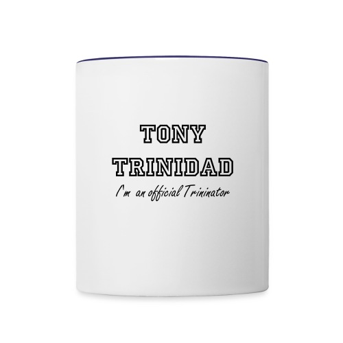 Official Trininator Coffee Mug - Contrast Coffee Mug