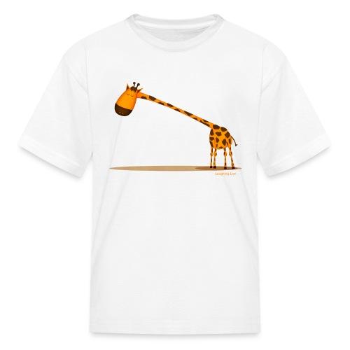Giraffe T-Shirt - Kids' T-Shirt