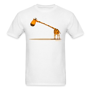 Giraffe Men's T - Men's T-Shirt