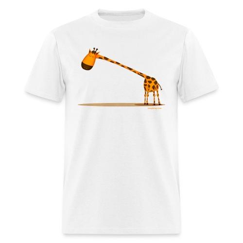 Giraffe Men's T - Men's T-Shirt