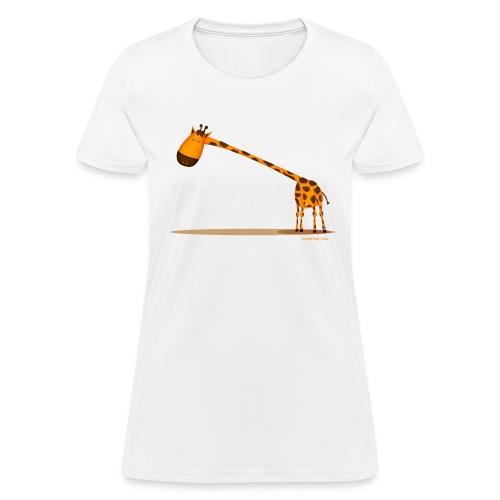 Giraffe Women's T - Women's T-Shirt