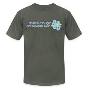 Men's Classic MTGE Logo T - Men's T-Shirt by American Apparel