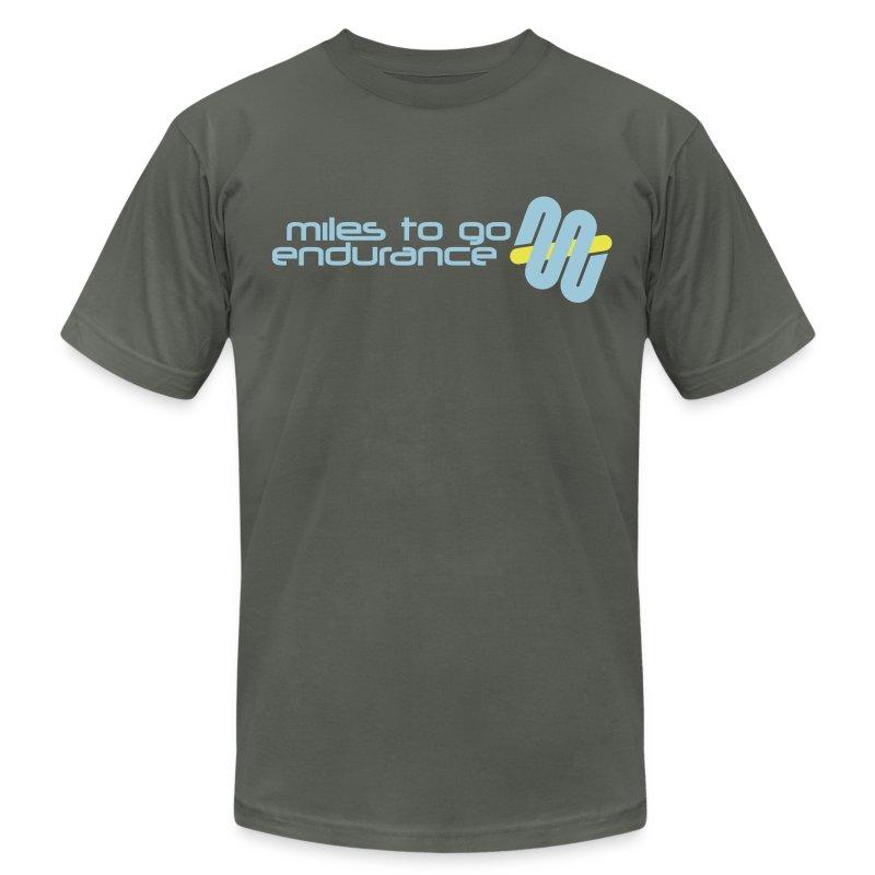 Men's Classic MTGE Logo T - Men's Fine Jersey T-Shirt