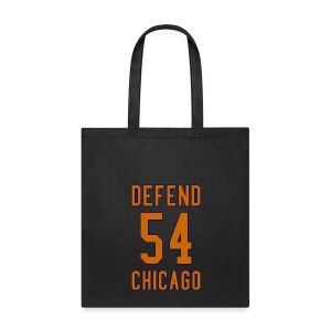Defend Chicago - Tote Bag