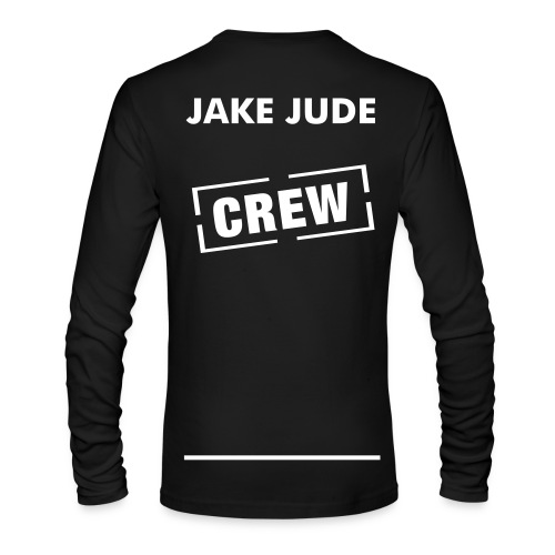 Stage Crew Men's Long Sleeve Tee - Men's Long Sleeve T-Shirt by Next Level